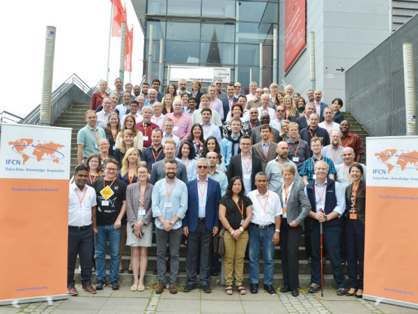 Kiel: Successful IFCN Dairy Conference 2017