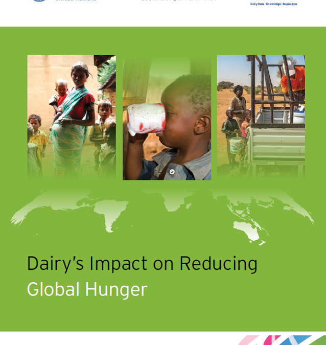 Dairy's Impact on Reducing Global Hunger
