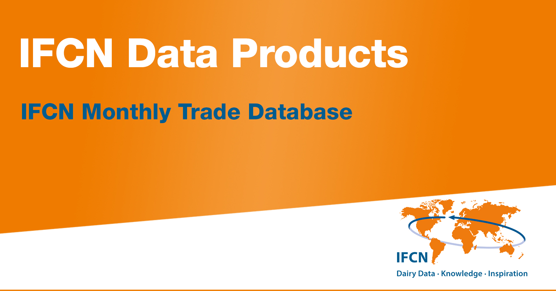 IFCN Monthly Trade Database