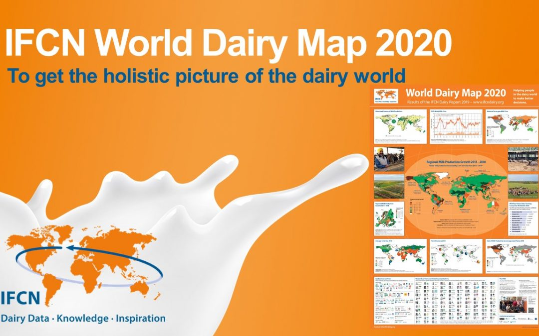 IFCN World Dairy Map 2020