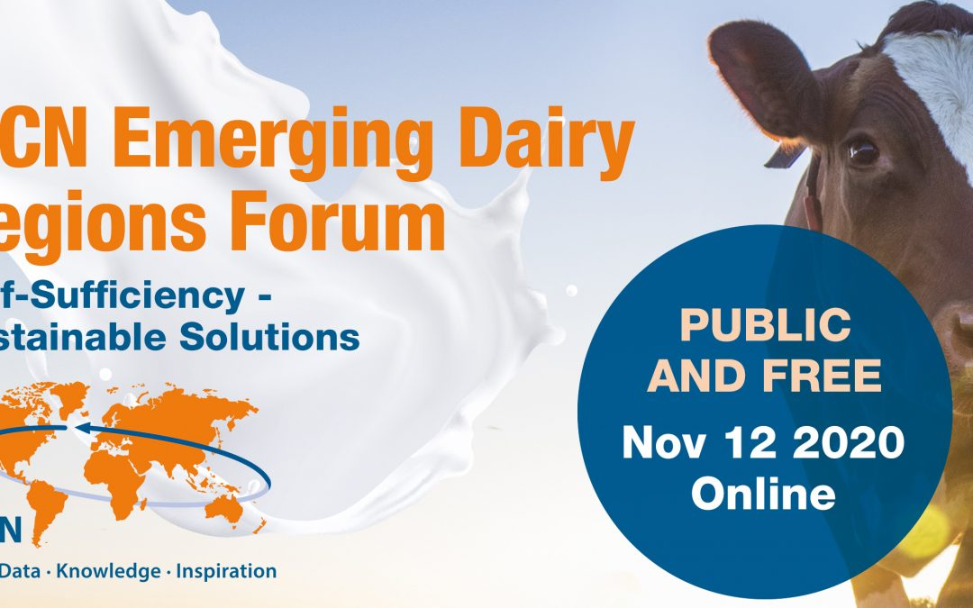 IFCN Emerging Dairy Regions Forum! – Public Event