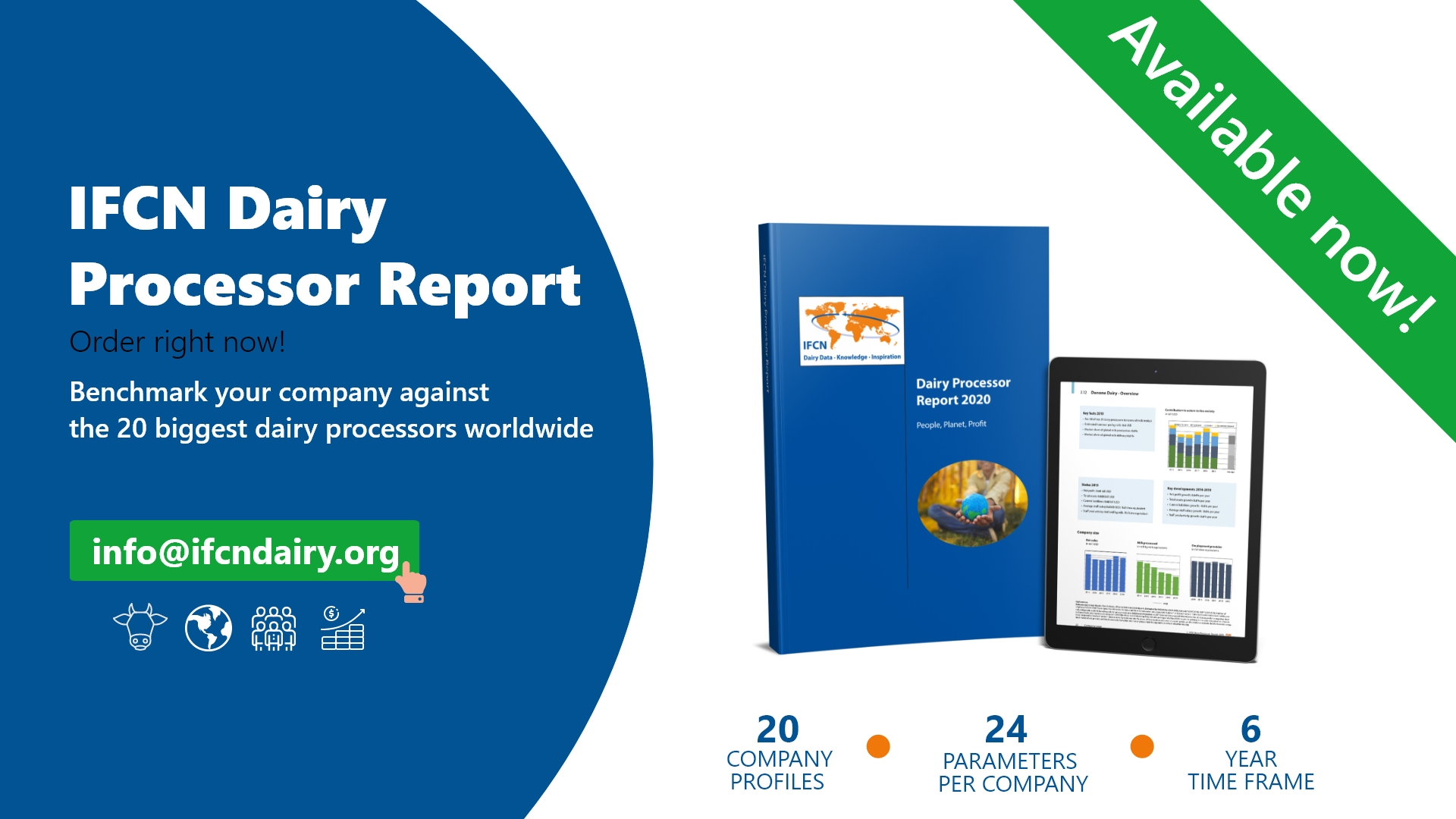 Dairy Processor Report 2020 - Order now!