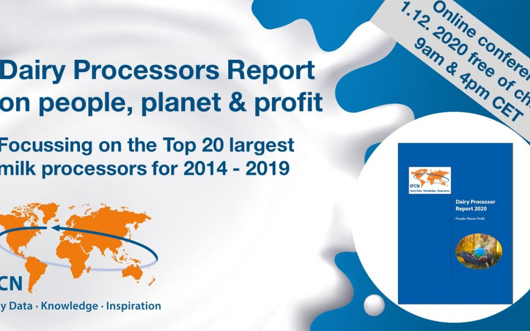 IFCN Dairy Processor Report – Webinar & Pre-order