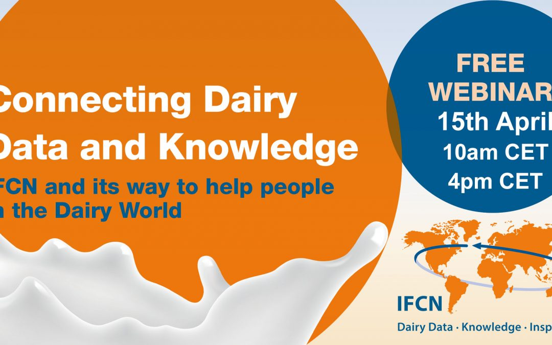 Webinar: Connecting Dairy Data & Knowledge