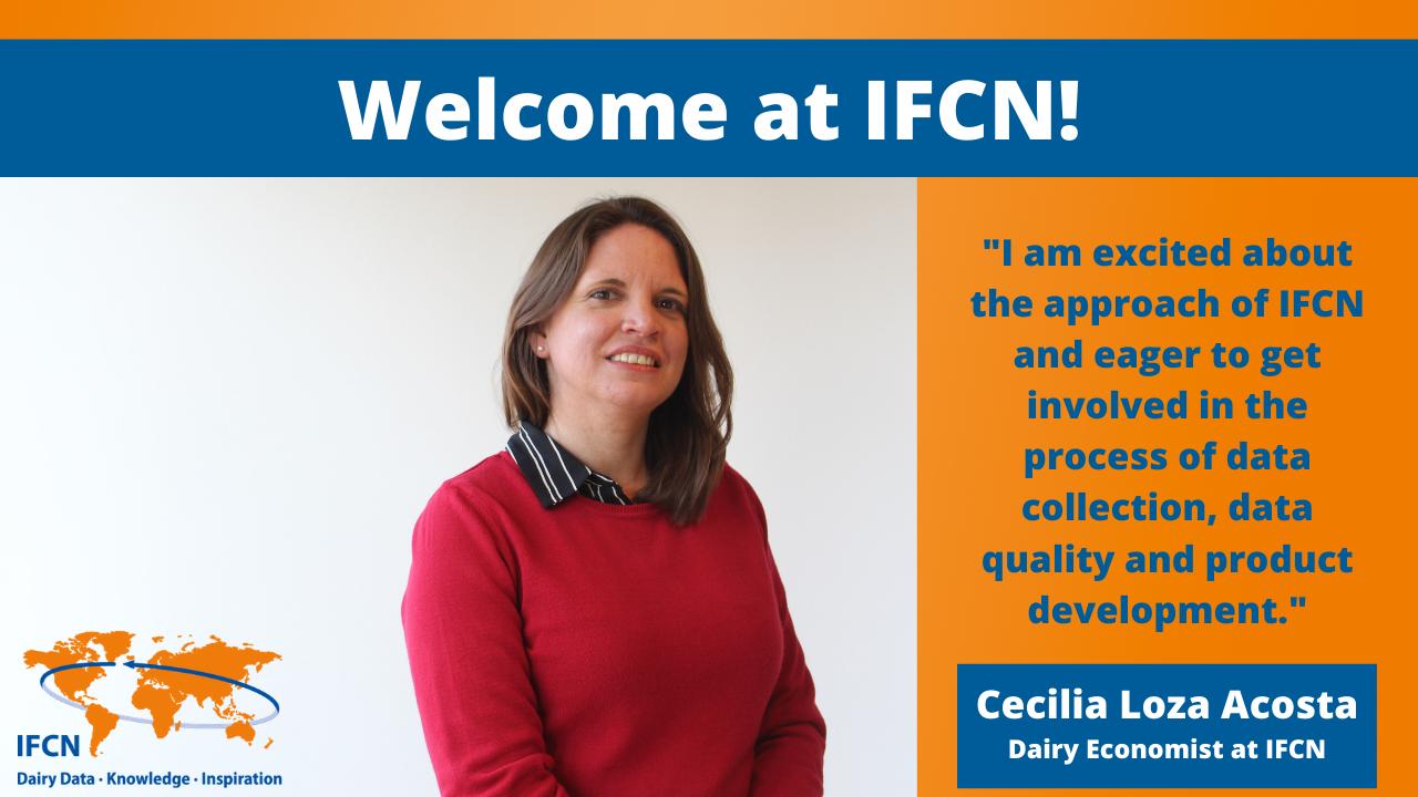 Welcome to IFCN, Cecilia Loza Acosta