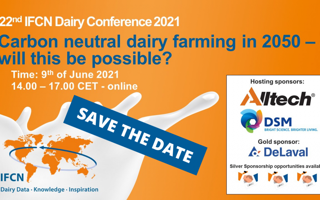 Save the date – IFCN Dairy Conference 2021