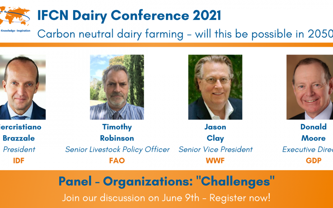 "Dairy Conference Panel – Organizations ""Challenges"""