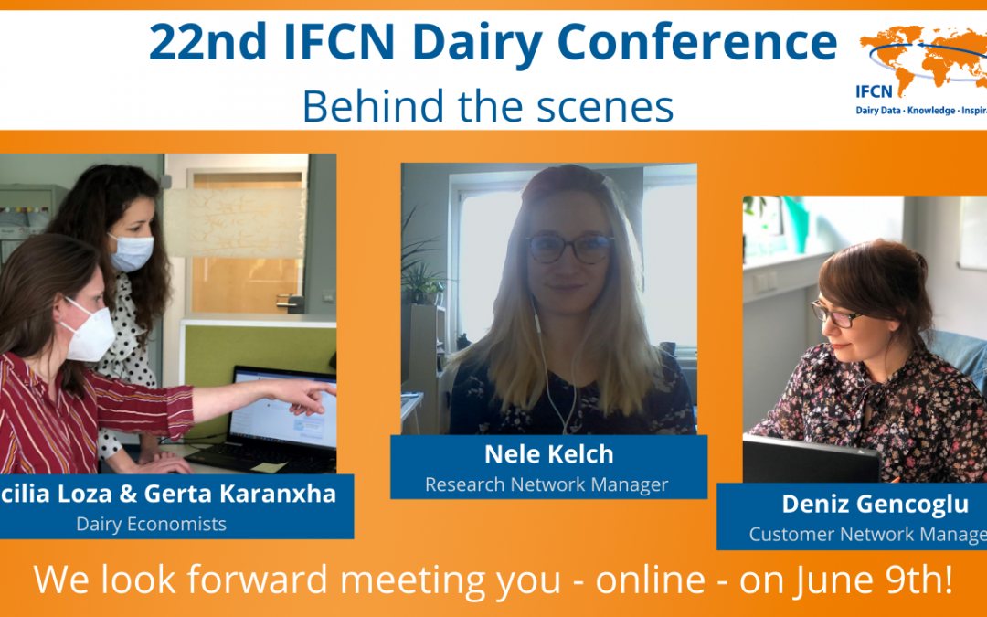 Behind the scenes of the IFCN Dairy Conference