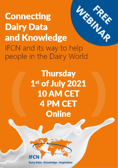 Live Webinar: Connecting Dairy Data & Knowledge – Register now for free!
