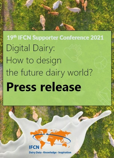 Press release: The future of the Dairy World is digital